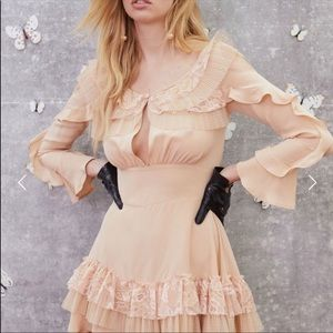 For love and lemons Claire dress.